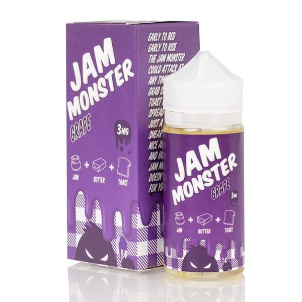Jam Monster – Grape