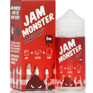 Jam Monster – Strawberry