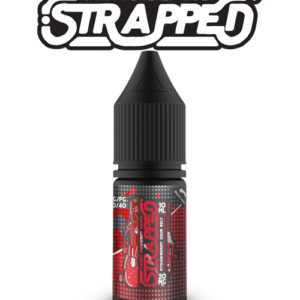 Strapped Salt – Strawberry Sour Belts