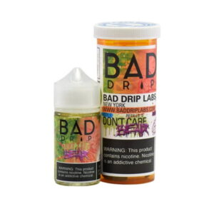Bad Drip – Don't Care Bear E-liquid
