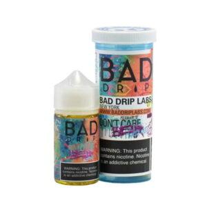Bad Drip – Don't Care Bear Iced Out E-liquid