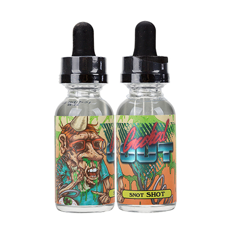 Snot Shot E-Liquid by Geeked Out