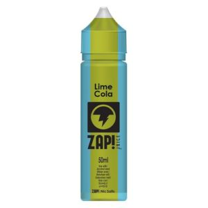 Lime Cola by ZAP! JUICE