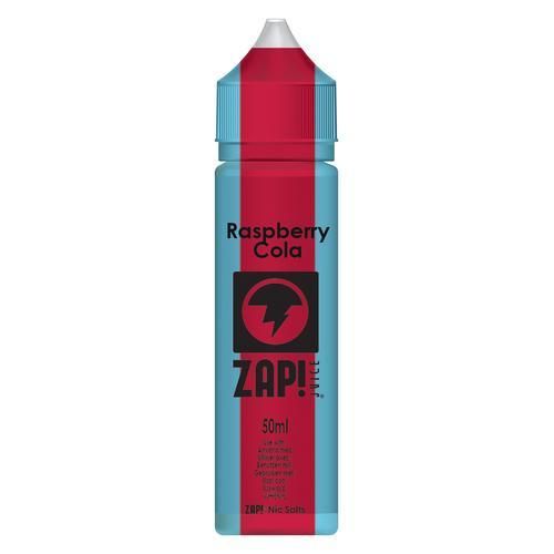Raspberry Cola by ZAP! JUICE