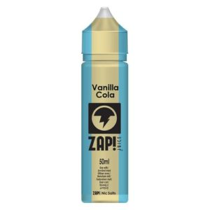 Vanilla Cola by ZAP! JUICE