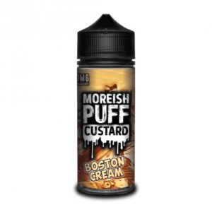 Boston Cream – Moreish Puff Custard