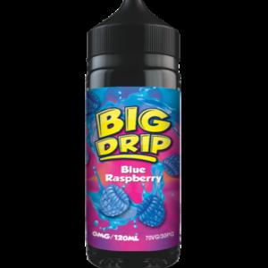 BIG DRIP BLUE RASPBERRY BY DOOZY VAPE