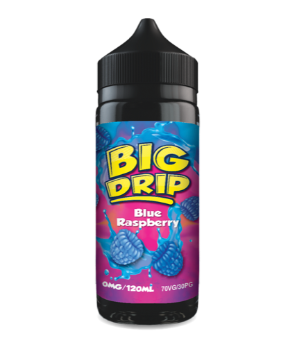 BIG DRIP BLUE RASPBERRY BY DOOZY VAPE