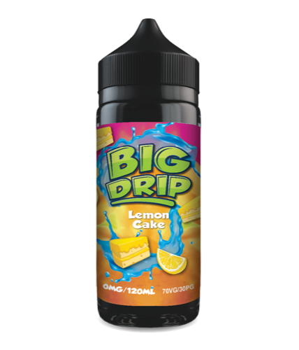 BIG DRIP LEMON CAKE BY DOOZY VAPE