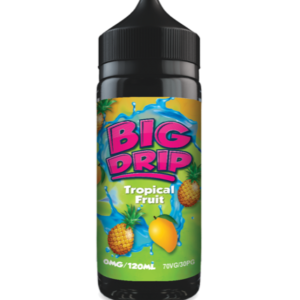 BIG DRIP TROPICAL FRUIT BY DOOZY VAPE