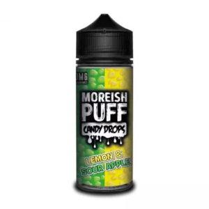 Lemon & Sour Apple - Moreish Puff Candy Drops