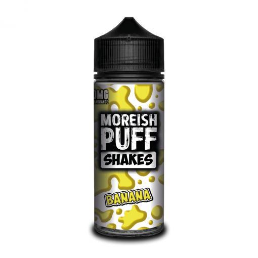 Banana – Moreish Puff Shakes