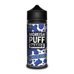 Blueberry - Moreish Puff Shakes