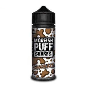 Chocolate – Moreish Puff Shakes