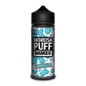Vanilla – Moreish Puff Shakes