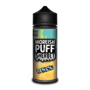 Lemon – Moreish Puff Sherbet