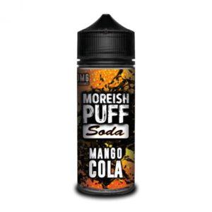 Mango Cola – Moreish Puff Soda