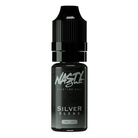 Nasty Juice Nasty Salt Silver Tobacco