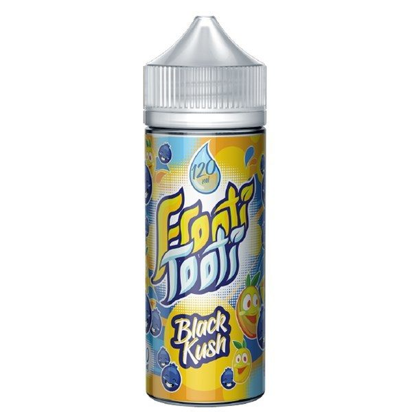 Black Kush E Liquid by Frooti Tooti Tropical Trouble Series