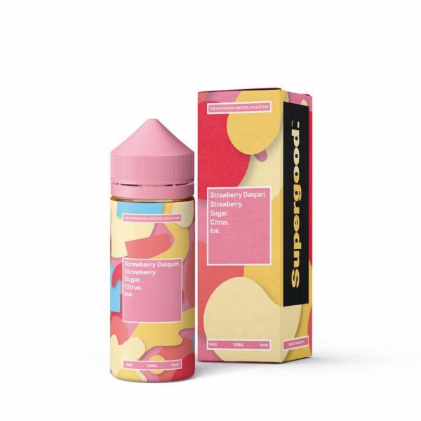 Strawberry Daiquiri by Supergood E-Liquid