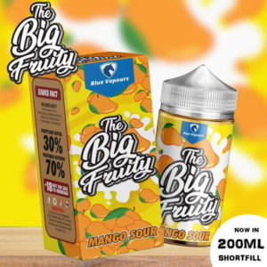 THE BIG FRUITY - MANGO SOUR