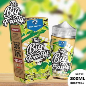 THE BIG FRUITY - VANILLA LIME