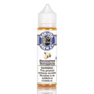 Barista Brew Co Cinnamon Glazed Blueberry Scone E-Liquid