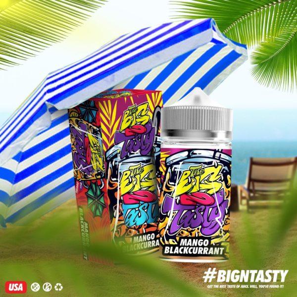BIG N TASTY - Mango Blackcurrant