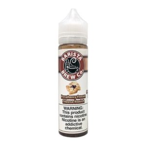 Barista Brew Co Raspberry Cream Cheese Danish E-Liquid