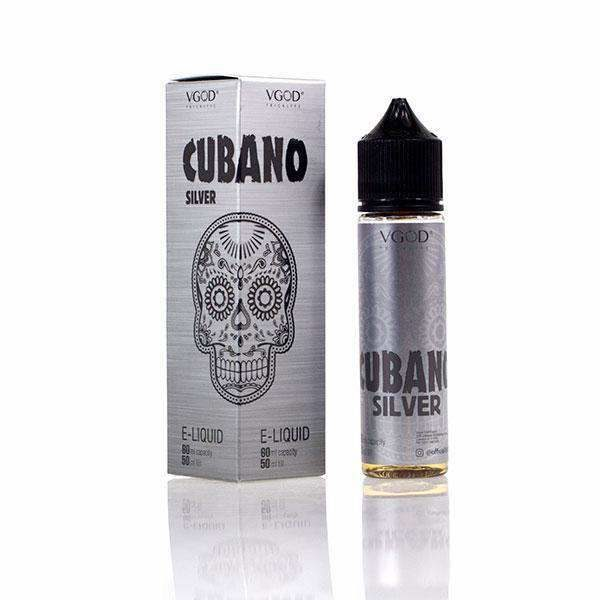 Cubano Silver by VGOD E-Liquid