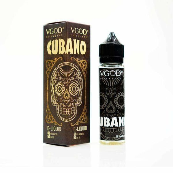 Cubano by VGOD E-Liquid