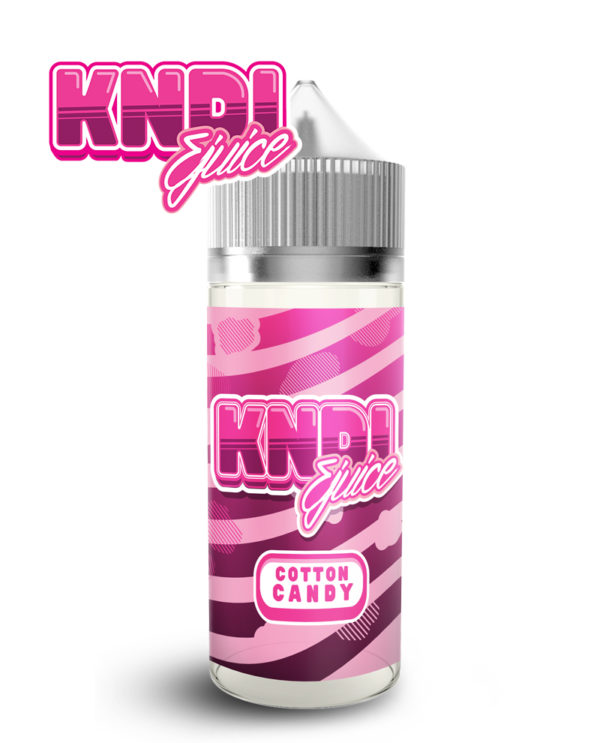 COTTON CANDY BY KNDI Ejuice