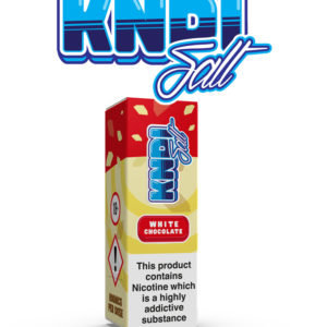 WHITE CHOCOLATE NIC SALT BY KNDI Ejuice