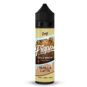 Frappe E-Liquid - Vanilla Latte