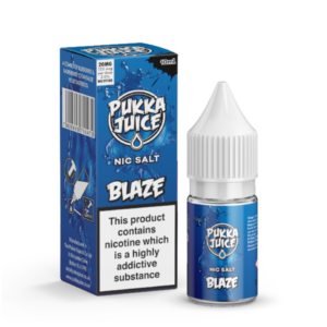 Pukka Juice Nic Salt Blaze E-Liquid