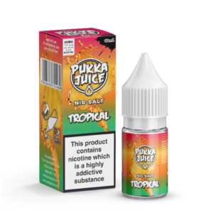 Pukka Juice Nic Salt Tropical E-Liquid