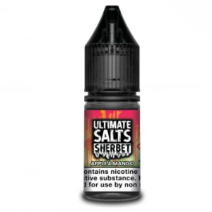 Ultimate Salts Sherbet 10ml Apple & Mango
