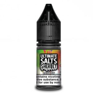 Ultimate Salts Sherbet 10ml Rainbow