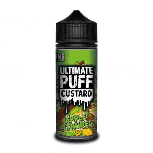 Apple Strudel – Ultimate Puff Custard