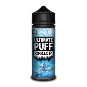 Blue Raspberry – Ultimate Puff Chilled