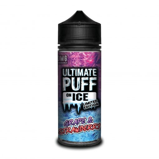 Grape & Strawberry – Ultimate Puff on Ice