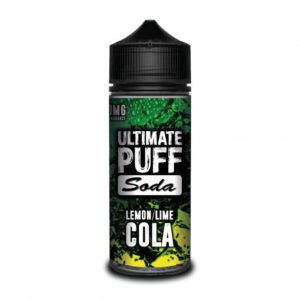 Lemon & Lime – Ultimate Puff Soda