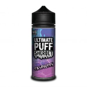 Raspberry – Ultimate Puff Sherbet