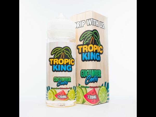 Tropic King – Cucumber Cooler E-liquid