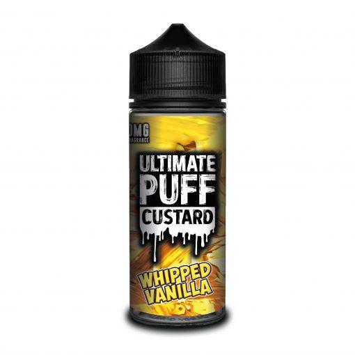 Whipped Vanilla – Ultimate Puff Custard