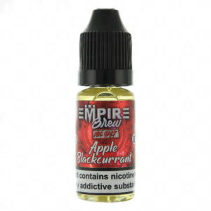 APPLE BLACKCURRANT NIC SALT BY EMPIRE BREW E LIQUID