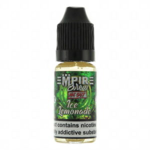 LEMONADE ICE NIC SALT BY EMPIRE BREW E LIQUID 10ML