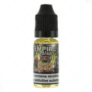 MANGO LYCHEE NIC SALT BY EMPIRE BREW E LIQUID 10ML