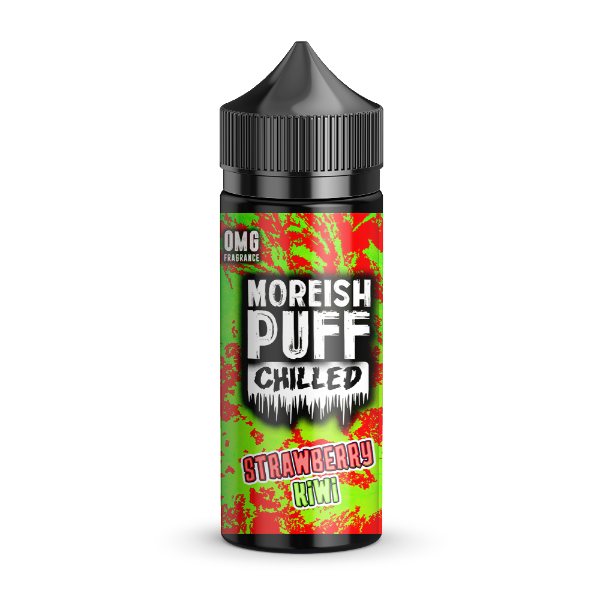 Strawberry Kiwi - Moreish Puff Chilled
