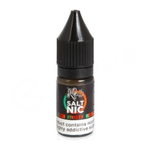 STRIZZY NIC SALT ELIQUID BY RUTHLESS 10ML